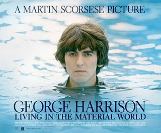 George Harrison - Living in the Material World фильм Скорсезе